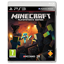 Buy Minecraft, PS3 Online at johnlewis.com