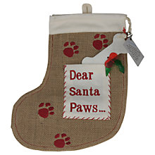 Buy Reg & Ruby Christmas Dog Stocking Online at johnlewis.com