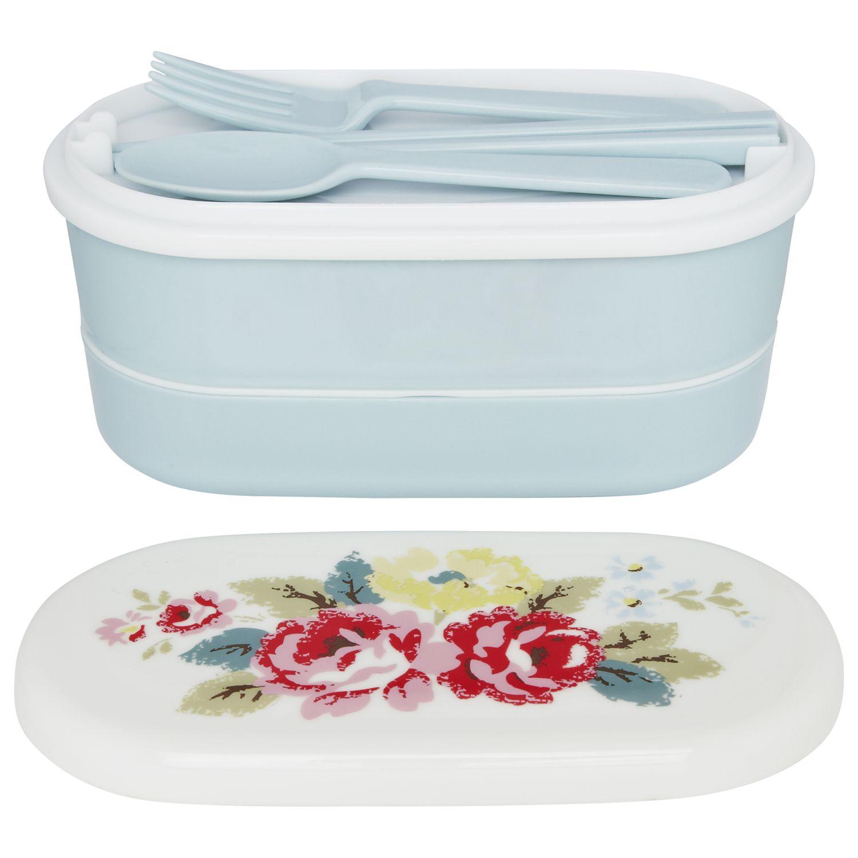Cath Kidston Field Rose Bento Box