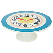 Buy Cath Kidston Clocks Cake Stand Online at johnlewis.com