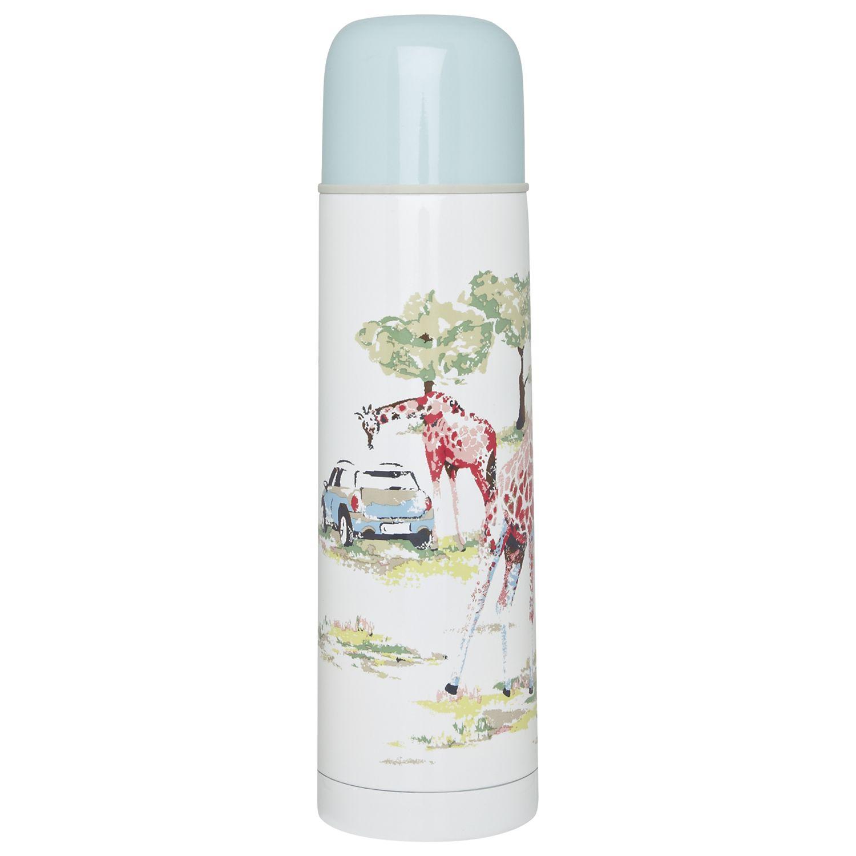 Cath Kidston Giraffe Safari Flask, 0.5L