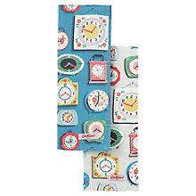 Buy Cath Kidston Clocks Tea Towels, Set of 2 Online at johnlewis.com