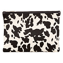 Buy Hobbs Teddie Cuddle Clutch Bag Online at johnlewis.com
