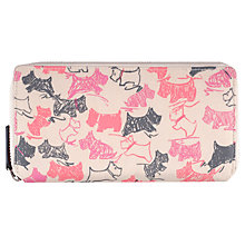 Buy Radley Doodle Dog Large Matinee Purse, Pink Online at johnlewis.com