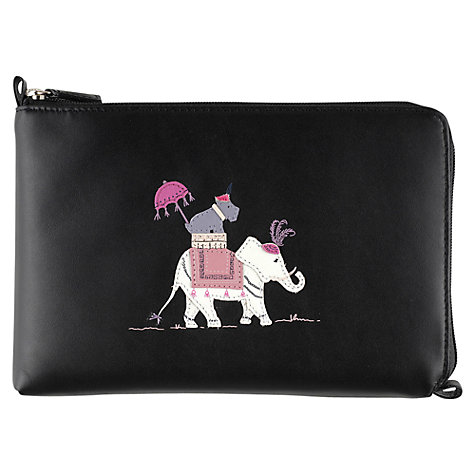 Buy Radley Express Kindle Cover, Black Online at johnlewis.com