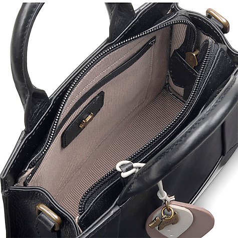 Buy Radley Border Leather Mini Bag Online at johnlewis.com