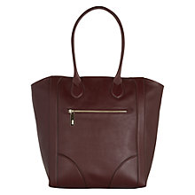 Buy Hobbs Bishopsgate Leather Tote Bag Online at johnlewis.com