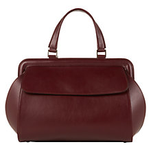 Buy Hobbs Rochester Leather Grab Bag Online at johnlewis.com