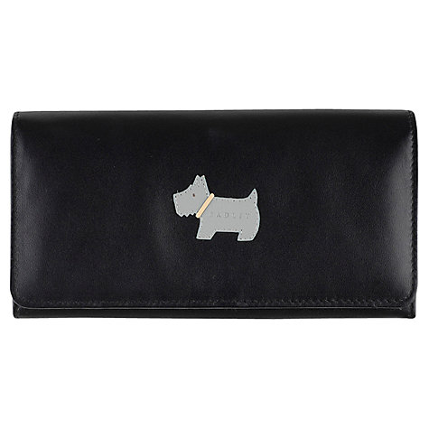 Buy Radley Heritage Dog Large Fold-Over Purse Online at johnlewis.com