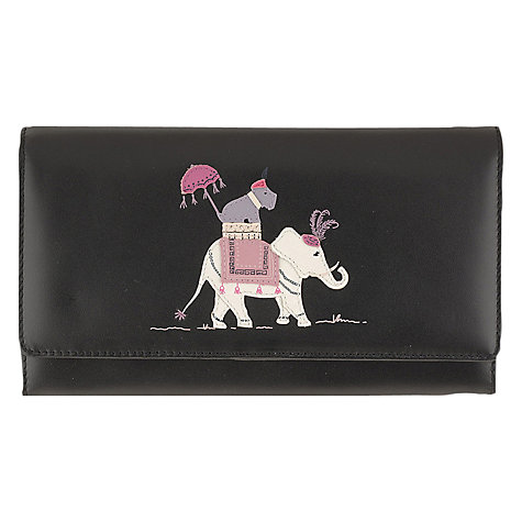 Buy Radley Express Large Leather Matinee Purse Online at johnlewis.com