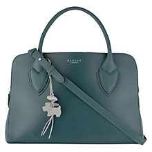 Buy Radley Aldgate Medium Multiway Leather Shoulder Bag Online at johnlewis.com