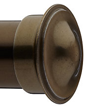 Buy John Lewis Brass Toned Stud Finial, Dia.30mm Online at johnlewis.com