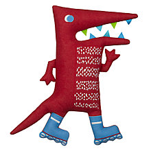 Buy little home at John Lewis Dinotastic Felt Dino Soft Toy Online at johnlewis.com