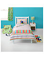 little home at John Lewis Animal Fun Flanelette Duvet Cover and Pillowcase Set