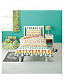 little home at John Lewis Animal Fun Two By Two Single Animal Duvet Cover and Pillowcase Set