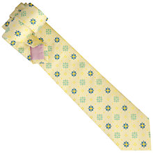 Buy Thomas Pink Grimsby Floral Silk Tie Online at johnlewis.com