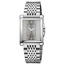 Buy Gucci Women's G-Timeless Rectangle Dial Bracelet Watch Online at johnlewis.com