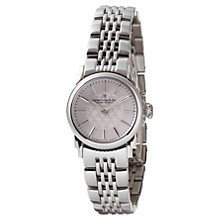 Buy Dreyfuss & Co Women's Mother Of Pearl Dial Bracelet Strap Watch Online at johnlewis.com