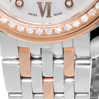 Rose Gold / Silver
