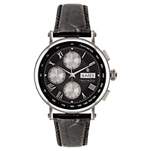 Buy Dreyfuss & Co Men's Chronograph Watch Online at johnlewis.com