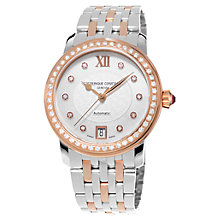 Buy Frédérique Constant Women's Constant Automatic Watch Online at johnlewis.com