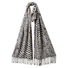 Buy East Radha Patchwork Scarf, Multi Online at johnlewis.com