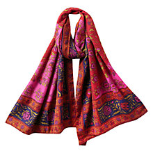 Buy East Nika Print Scarf Online at johnlewis.com