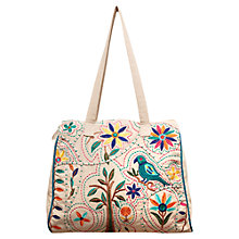 Buy East Parrot Shoulder Handbag, Multi Online at johnlewis.com