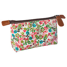 Buy Caroline Gardner Ditsy Small Cosmetic Bag Online at johnlewis.com