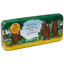 Buy Gruffalo Stationery Set Tin Online at johnlewis.com