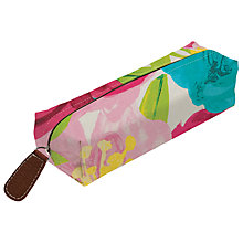 Buy Caroline Gardner Geo Floral Pencil Case Online at johnlewis.com