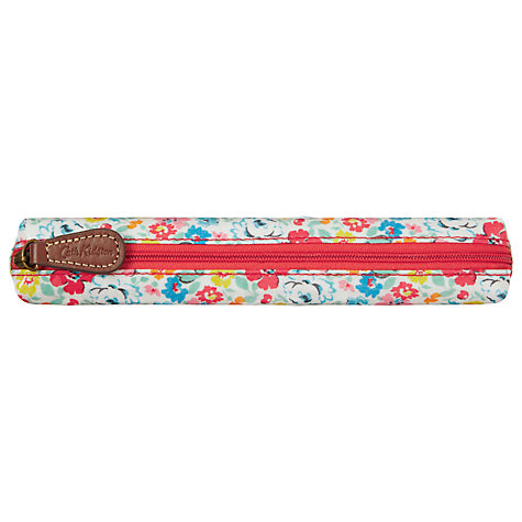 Buy Cath Kidston Mews Ditsy Pencil Case, Small, Multi Online at johnlewis.com