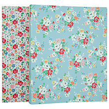 Buy Cath Kidston Clifton Rose Ring Binder, Set of 2 Online at johnlewis.com