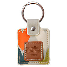 Buy Caroline Gardner Hearts Keyring Online at johnlewis.com