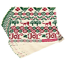 Buy Emma Bridgewater Joy Napkins, Multi Online at johnlewis.com