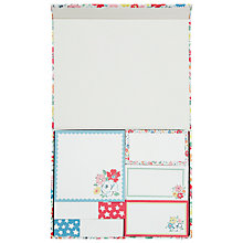 Buy Cath Kidston Mews Ditsy Sticky Notes Online at johnlewis.com