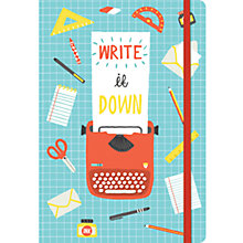 Buy Knock Knock Write It Down Notebook Online at johnlewis.com
