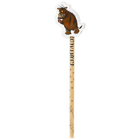 Buy Gruffalo Pencil and Accessory Online at johnlewis.com