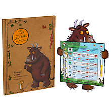 Buy Gruffalo Reward Chart Online at johnlewis.com