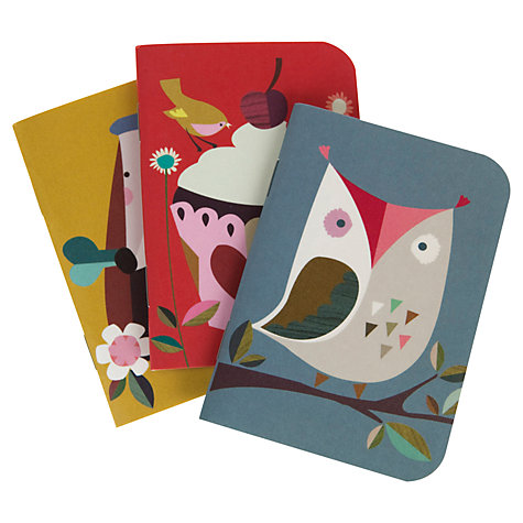 Buy Caroline Gardner Muchly Lovely Pocket Notebook Online at johnlewis.com