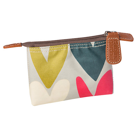 Buy Caroline Gardner Hearts Purse Online at johnlewis.com
