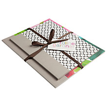 Buy Caroline Gardner Geo Floral Notebooks, Pack of 2 Online at johnlewis.com