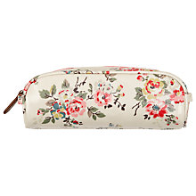 Buy Cath Kidston Kingswood Rose Pencil Case, Large, Multi Online at johnlewis.com