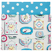 Buy Cath Kidston Clocks Document Wallet, Set of 2 Online at johnlewis.com