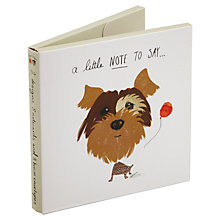 Buy Fourth Wall Moggie Doggies Note Cards, Set of 8 Online at johnlewis.com