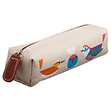 Buy Pluma Canvas Pencil Case Online at johnlewis.com