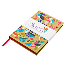 Buy Pluma Hardback Notebook A5, Multi Online at johnlewis.com