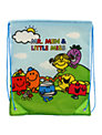Mr Men Drawstring Bag, Multi