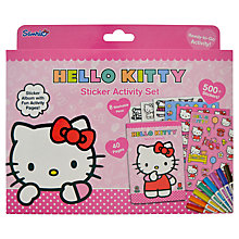 Buy Hello Kitty Stickers Online at johnlewis.com