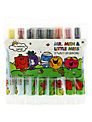 Mr Men Twist Up Crayons, Multi